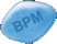 Blue Pill Men logo